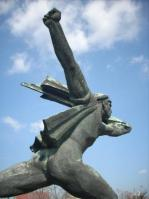 Budapest statue park